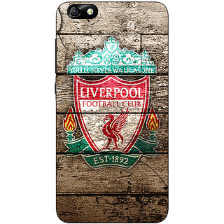Enhance Your Phone Liverpool Back Cover Case For Huwaei Honor 4X