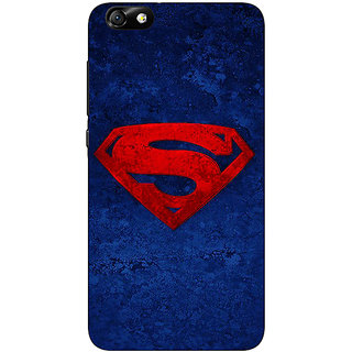 Enhance Your Phone Superheroes Superman Back Cover Case For Huwaei Honor 4X