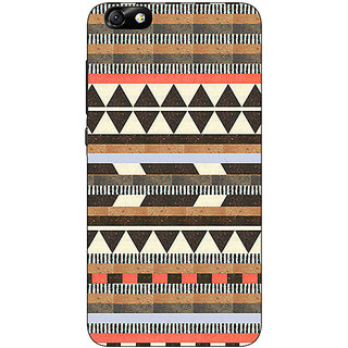 Enhance Your Phone Aztec Girly Tribal Back Cover Case For Huwaei Honor 4X