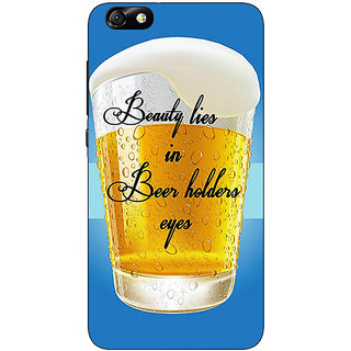 Enhance Your Phone Beer Holder Back Cover Case For Huwaei Honor 4X