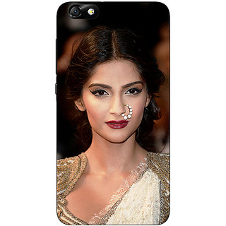 Enhance Your Phone Bollywood Superstar Sonam Kapoor Back Cover Case For Huwaei Honor 4X