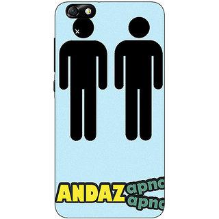 Enhance Your Phone Bollywood Superstar Andaz Apna Apna Back Cover Case For Huwaei Honor 4X