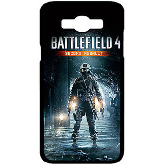Enhance Your Phone Battlefield 4 Back Cover Case For Samsung Galaxy J7