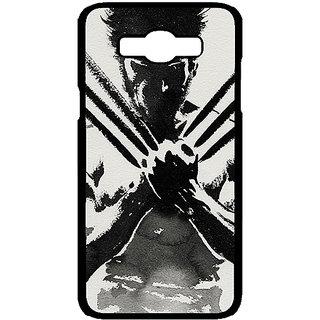 Enhance Your Phone Wolverine Hugh Jackman Back Cover Case For Samsung Galaxy J7