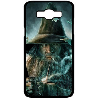 Enhance Your Phone LOTR Hobbit Gandalf Back Cover Case For Samsung Galaxy J7