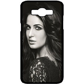 Enhance Your Phone Bollywood Superstar Katrina Kaif Back Cover Case For Samsung Galaxy J7