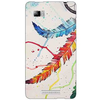 Enhance Your Phone Dream Catcher  Back Cover Case For Lenovo K910