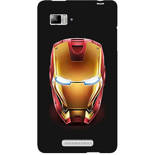 Enhance Your Phone Superheroes Ironman Back Cover Case For Lenovo K910