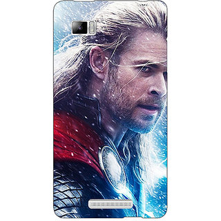 Enhance Your Phone Thor  Back Cover Case For Lenovo K910