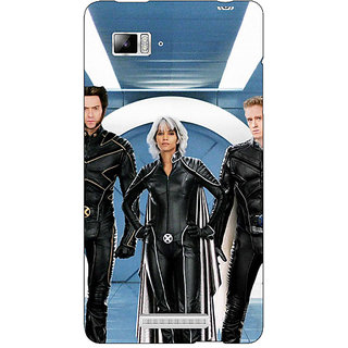 Enhance Your Phone X-men Back Cover Case For Lenovo K910
