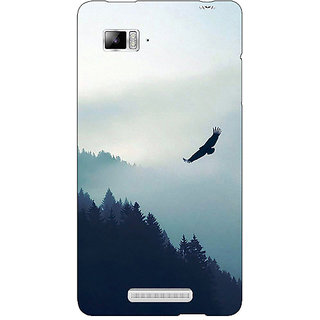 Enhance Your Phone Mountains Valleys Back Cover Case For Lenovo K910