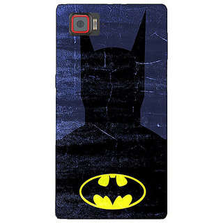 Enhance Your Phone Superheroes Batman Dark knight Back Cover Case For Lenovo K920