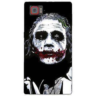 Enhance Your Phone Villain Joker Back Cover Case For Lenovo K920