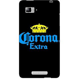 Enhance Your Phone Corona Beer Back Cover Case For Lenovo K910