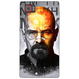 Enhance Your Phone Breaking Bad Heisenberg Back Cover Case For Lenovo K920
