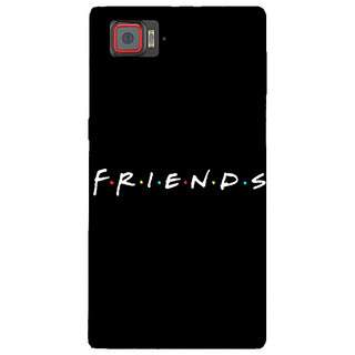 Enhance Your Phone FRIENDS Back Cover Case For Lenovo K920