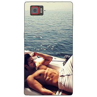Enhance Your Phone Bollywood Superstar Varun Dhawan Back Cover Case For Lenovo K920