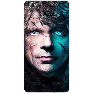 Enhance Your Phone Game Of Thrones GOT House Lannister Tyrion Back Cover Case For Lenovo A6000
