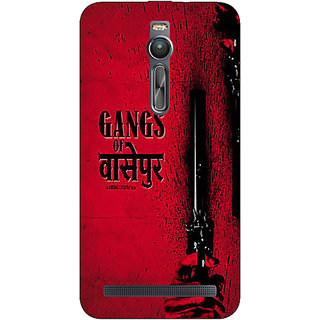 Enhance Your Phone Bollywood Superstar Gangs Of Wasseypur Back Cover Case For Asus Zenfone 2