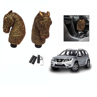 Takecare Car Horse Gear Knob For Nissan Terrano