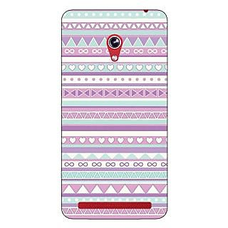 Enhance Your Phone Aztec Girly Tribal Back Cover Case For Asus Zenfone 6 600CG