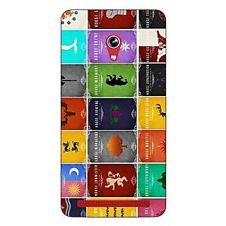 Enhance Your Phone Game Of Thrones GOT  Back Cover Case For Asus Zenfone 6 600CG