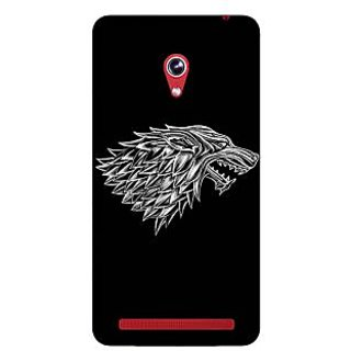 Enhance Your Phone Game Of Thrones GOT House Stark  Back Cover Case For Asus Zenfone 6 600CG