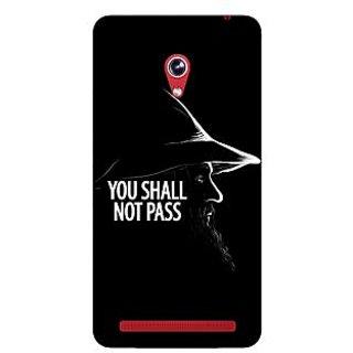 Enhance Your Phone LOTR Hobbit Gandalf Back Cover Case For Asus Zenfone 6 600CG
