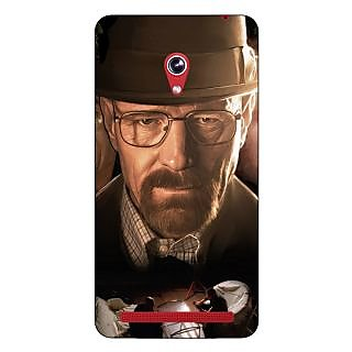 Enhance Your Phone Breaking Bad Heisenberg Back Cover Case For Asus Zenfone 6 600CG
