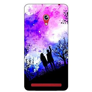 Enhance Your Phone Date Night Back Cover Case For Asus Zenfone 6 600CG