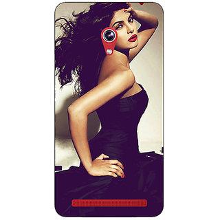 Enhance Your Phone Bollywood Superstar Priyanka Chopra Back Cover Case For Asus Zenfone 6 600CG