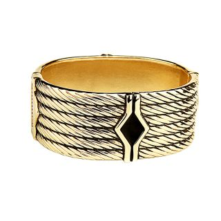 Just Women Sophisticated Twisted Layered Bracelet