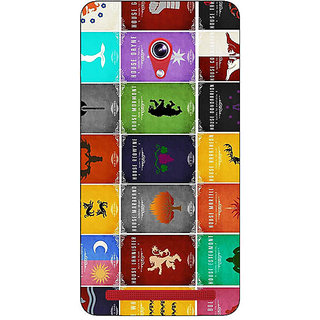 Enhance Your Phone Game Of Thrones GOT  Back Cover Case For Asus Zenfone 6 601CG