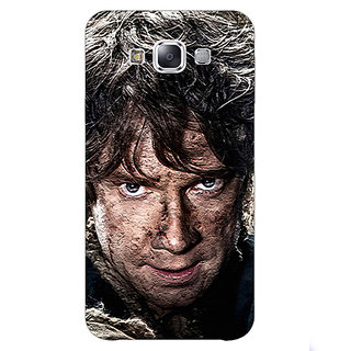 Enhance Your Phone LOTR Hobbit  Back Cover Case For Samsung Grand Max