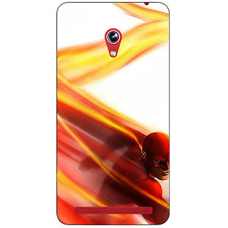 Enhance Your Phone Flash Back Cover Case For Asus Zenfone 6 601CG