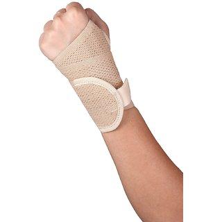 Healthgenie wrist brace with thumb-elastic