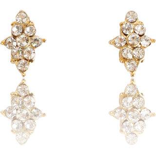 Touchstone Austrian Diamonds Earring  Fgeta027-01A--Y FGETA027-01A--Y