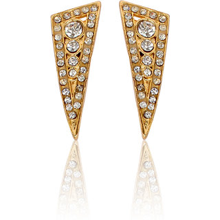 Touchstone Austrian Diamonds Earring  Fgetl043-01A--Y FGETL043-01A--Y