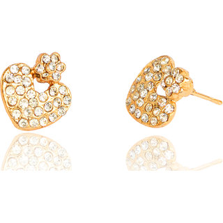 Touchstone Austrian Diamonds Earring  Fgetl073-01A--Y FGETL073-01A--Y