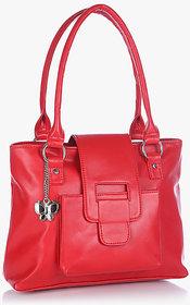 Butterflies Pink Handbag