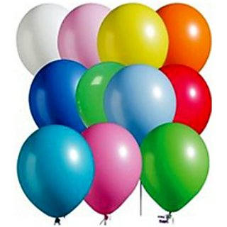 Multicolor Balloon Pack 35 pcs
