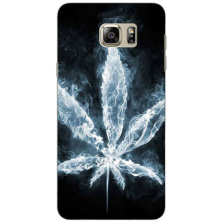 Enhance Your Phone Weed Marijuana Back Cover Case For Samsung S6 Edge+