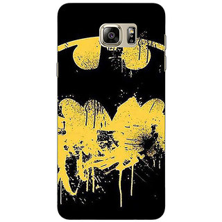 Enhance Your Phone Superheroes Batman Dark knight Back Cover Case For Samsung S6 Edge+