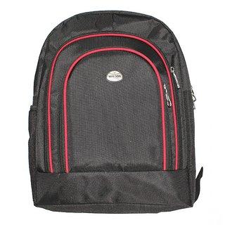 Paramsai Black School Bag