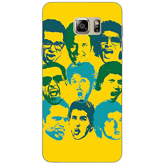 Enhance Your Phone Bollywood Superstar ZNMD Back Cover Case For Samsung S6 Edge+