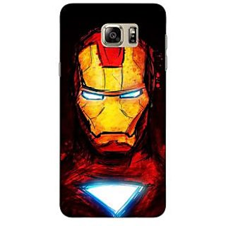 Enhance Your Phone Superheroes Ironman Back Cover Case For Samsung Galaxy Note 5