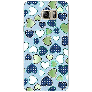 Enhance Your Phone Hearts Back Cover Case For Samsung Galaxy Note 5