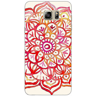 Enhance Your Phone Flower Floral Pattern Back Cover Case For Samsung Galaxy Note 5