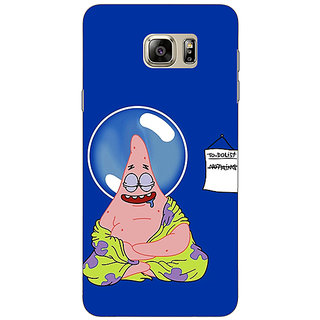 Enhance Your Phone Spongebob Patrick Back Cover Case For Samsung Galaxy Note 5
