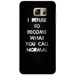 Enhance Your Phone Quote Back Cover Case For Samsung Galaxy Note 5